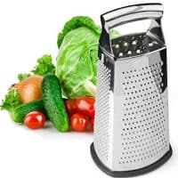 4 Sided Stainless Steel Grater