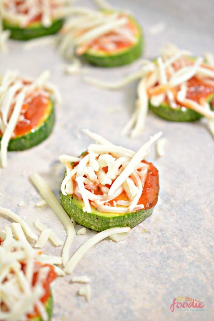 how to make keto zucchini bites