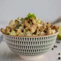 Keto Chicken Salad: Easy Low Carb Chicken Salad Recipe