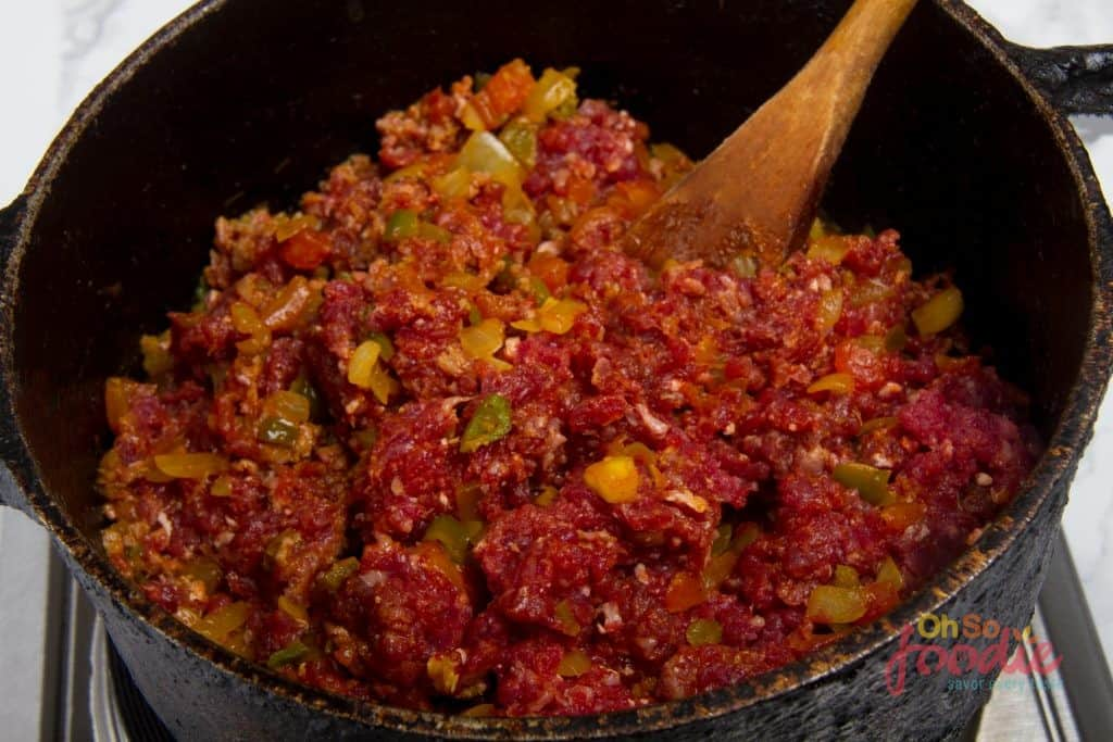 keto taco soup with ground beef