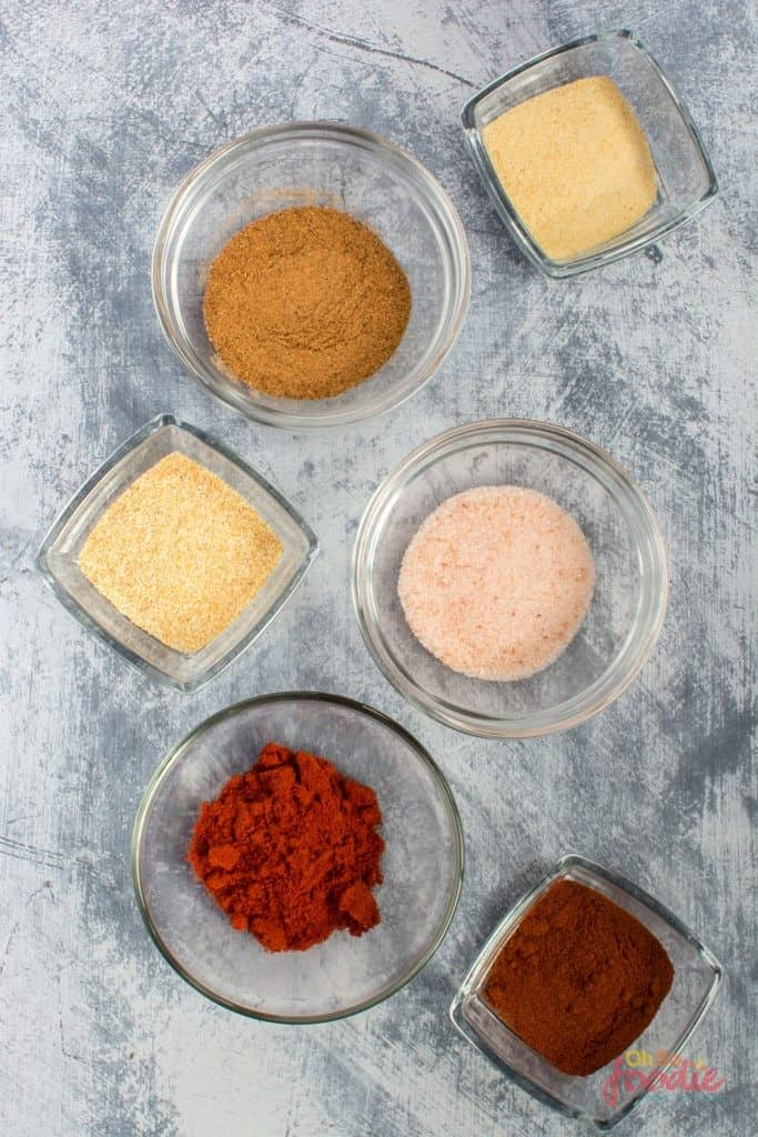 low carb taco seasoning spices