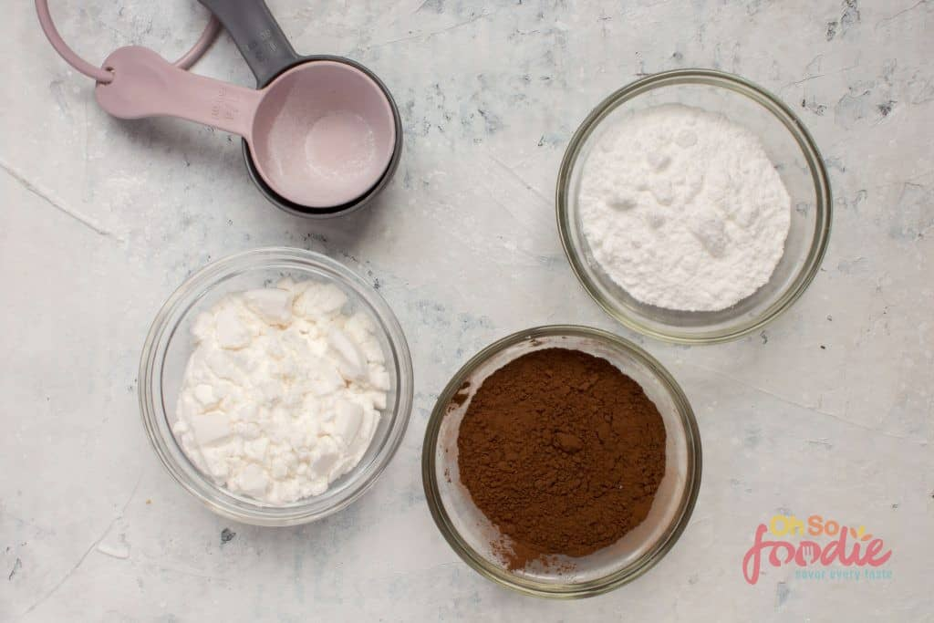 low carb chocolate milk mix