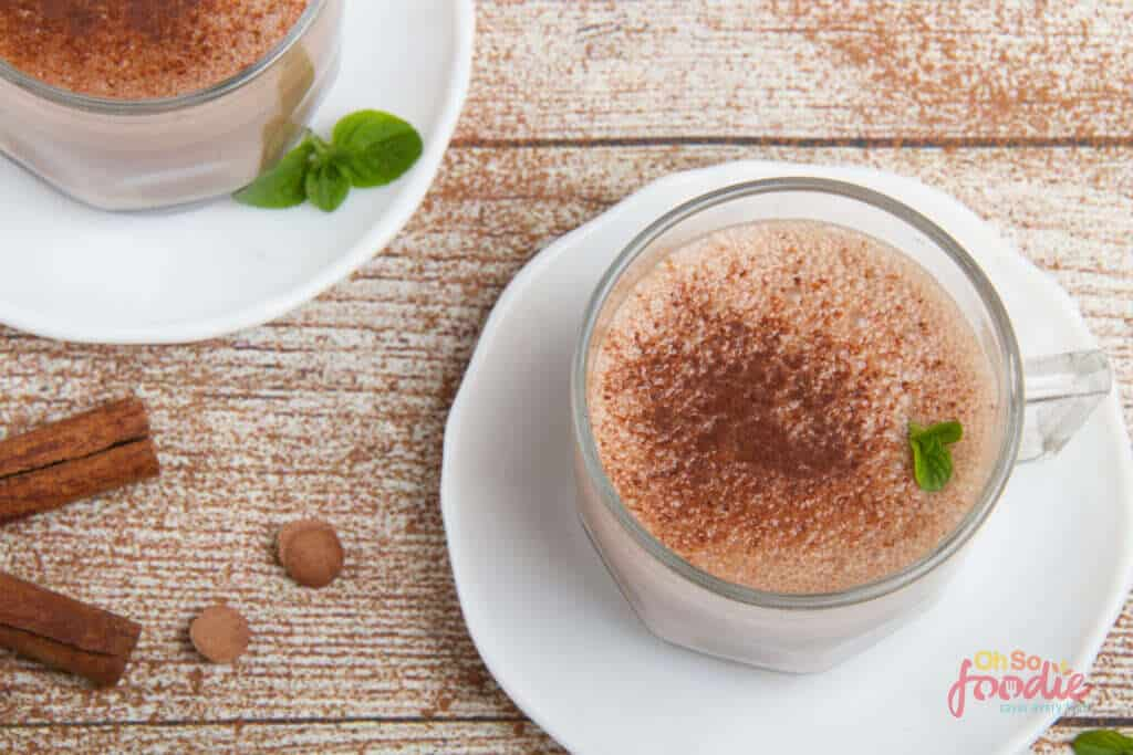 low carb bulletproof hot chocolate