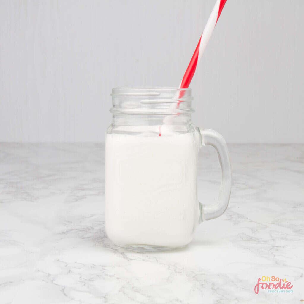 keto vanilla smoothie