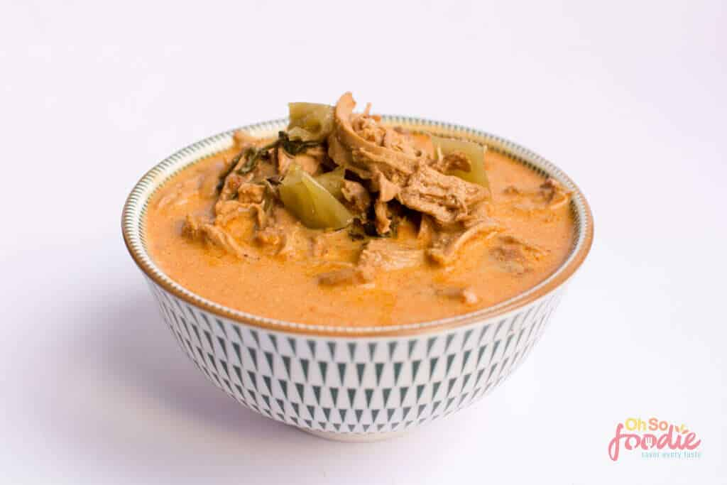 instant pot keto taco chicken soup