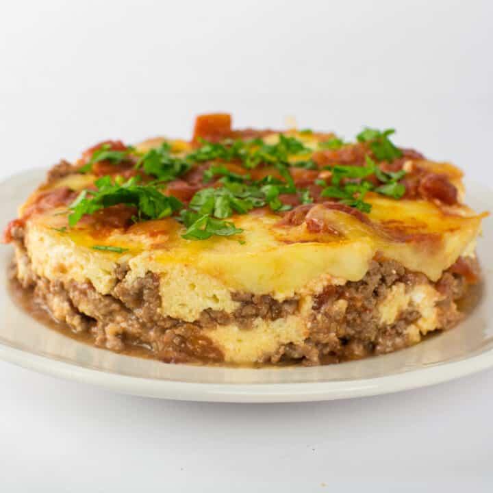 Instant Pot Keto Lasagna - Best Keto Noodle Less Lasagna