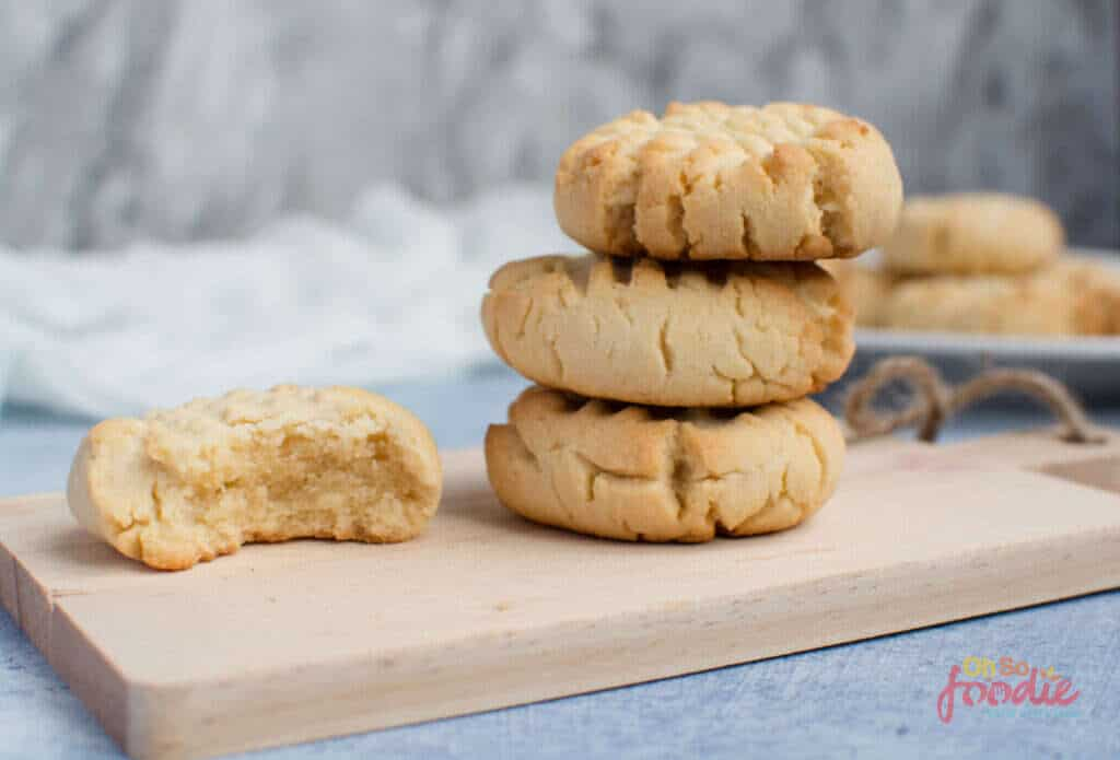 keto butter cookies