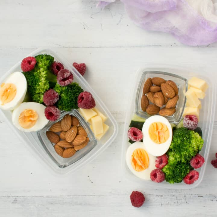 Keto Breakfast Bowls- Easiest Keto Meal Prep Bowls!