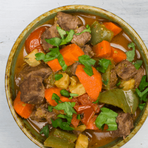 Best Instant Pot Keto Beef Stew Recipe