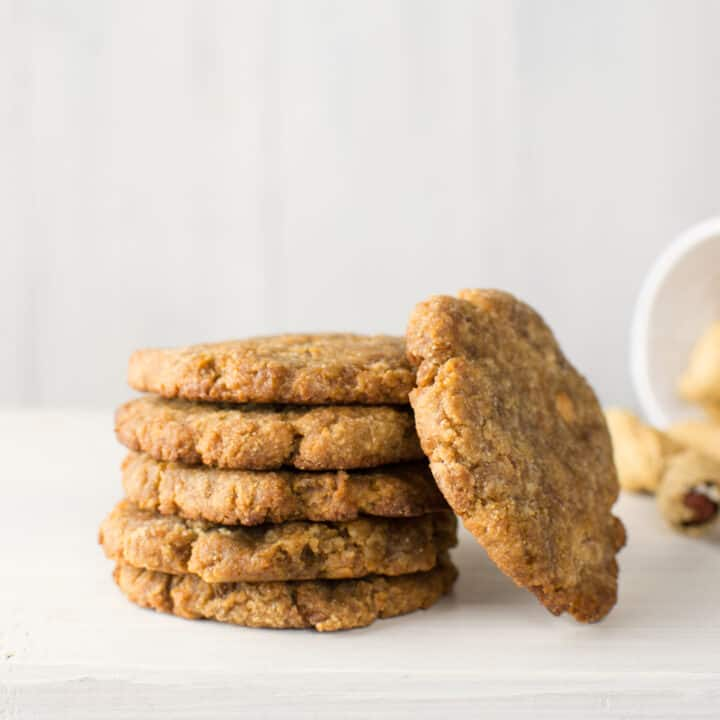 Keto Peanut ButterKeto Peanut Butter Cookies With Cream Cheese