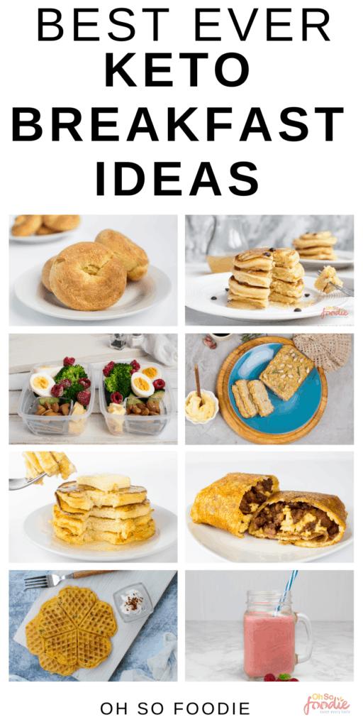 Best ever keto breakfast ideas
