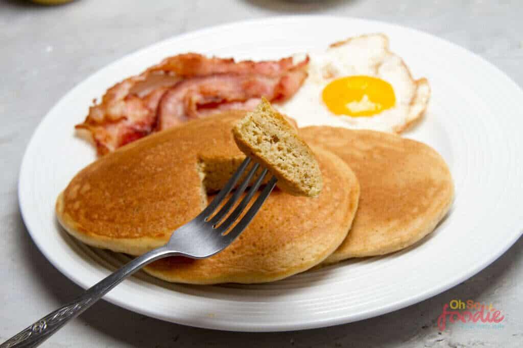 keto breakfast pancakes