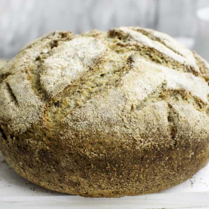 Keto Sourdough Bread