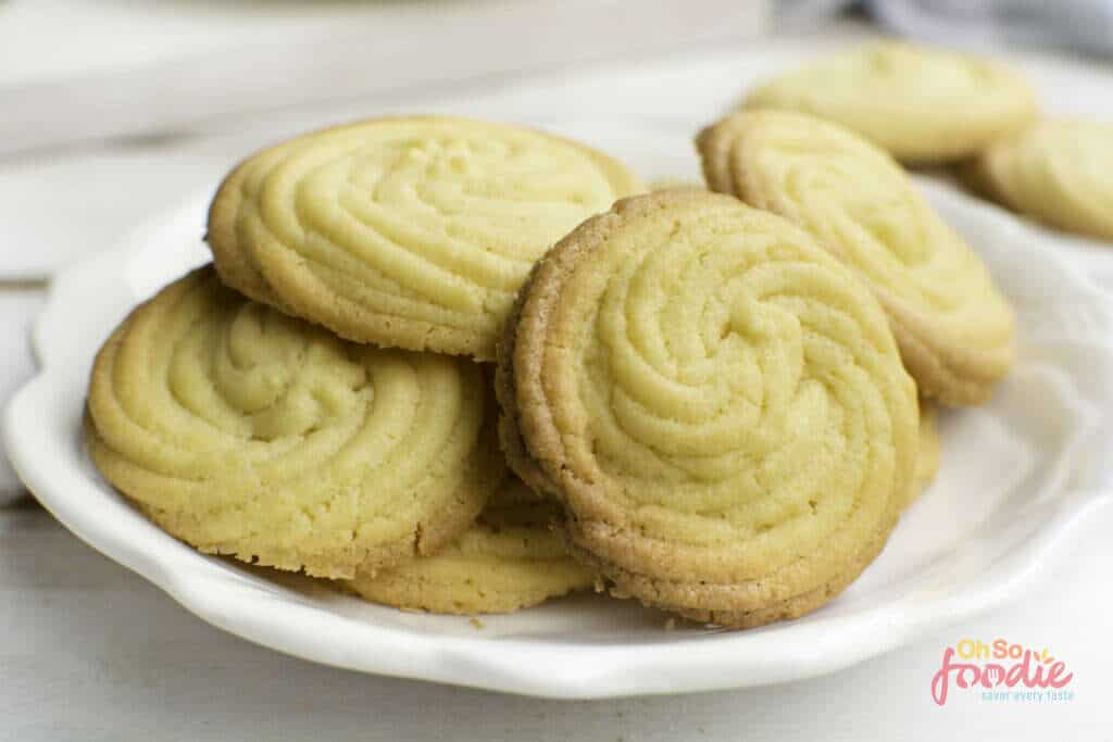keto danish butter cookies