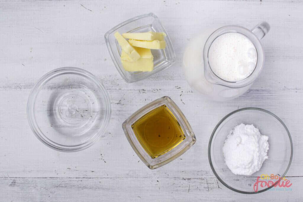 ingredients for keto vanilla ice cream