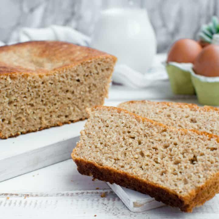 Easy Keto Almond Bread