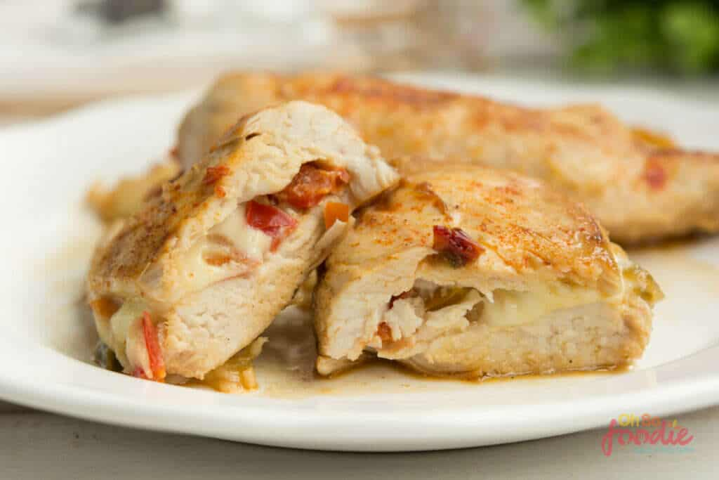 low carb grilled chicken