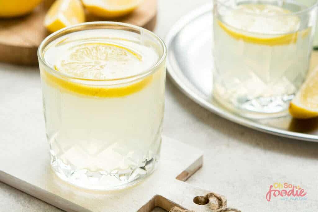ketogenic lemonade