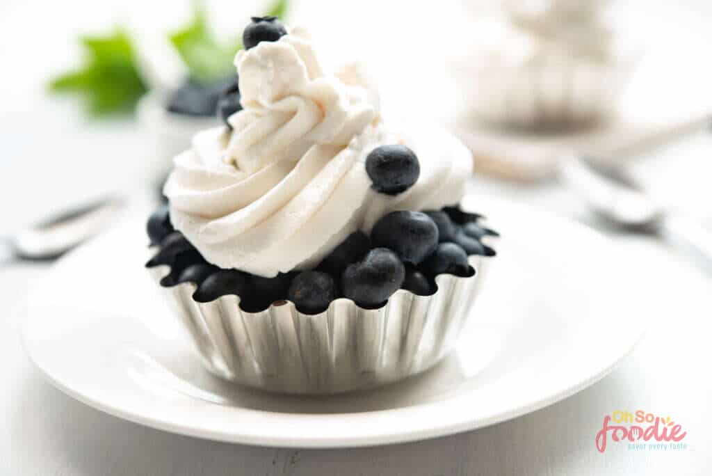 low carb whipped cream