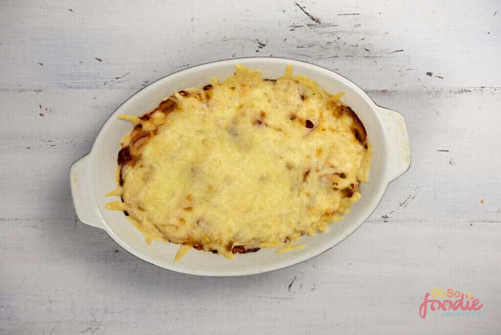 low carb bbq chicken casserole
