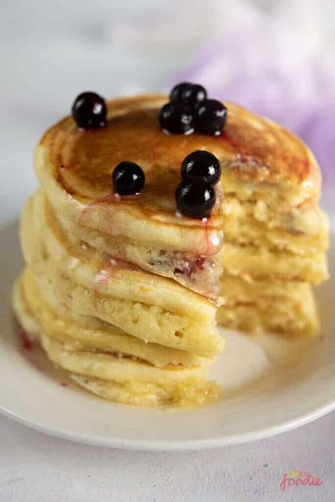 5 ingredient low carb pancakes