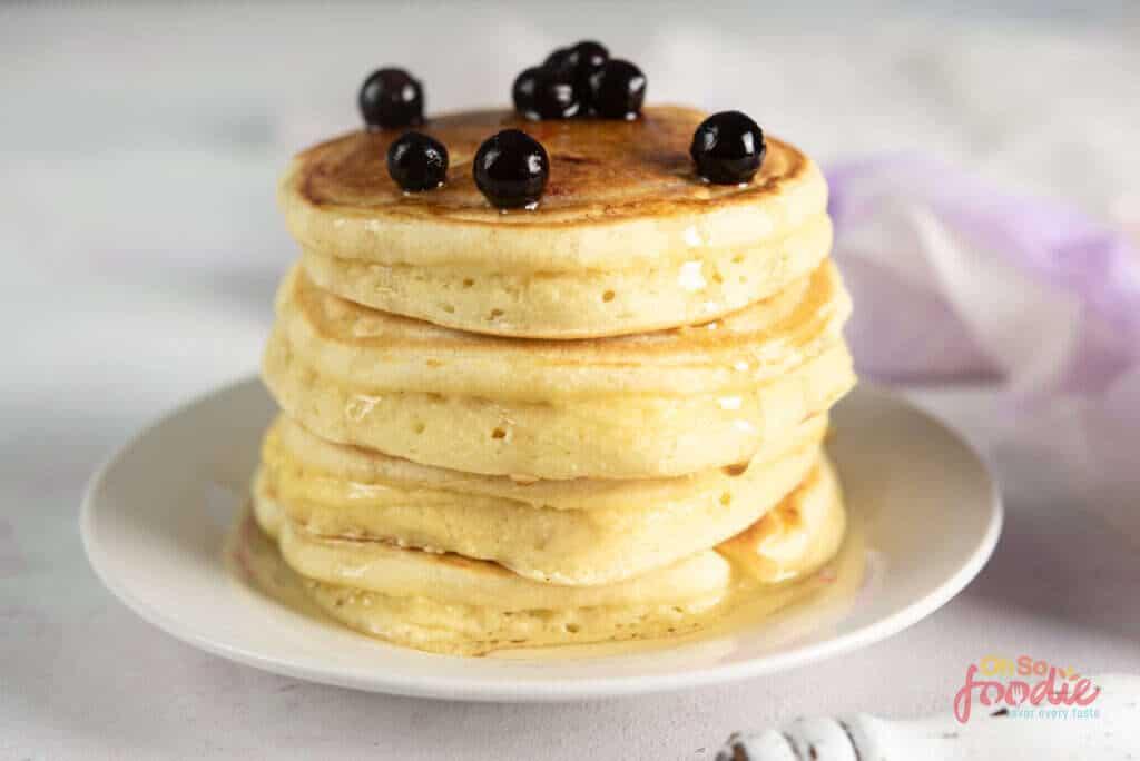 5 ingredient keto pancakes