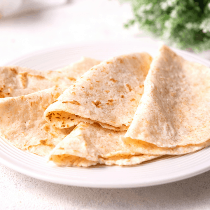Keto Tortillas - 3.3g Net Carbs!