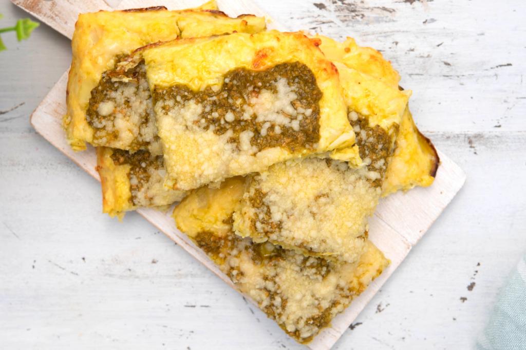 cauliflower flatbread recipe
