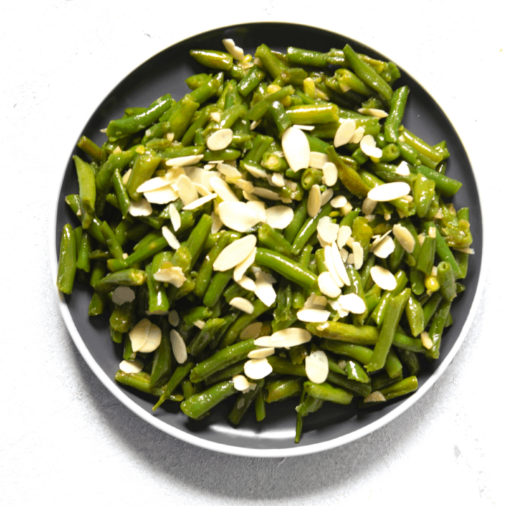 Keto Green Beans - Only 4 Ingredients!