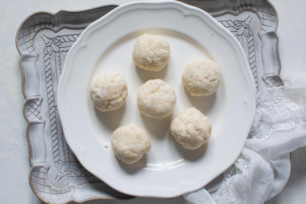 dough for making tortillas