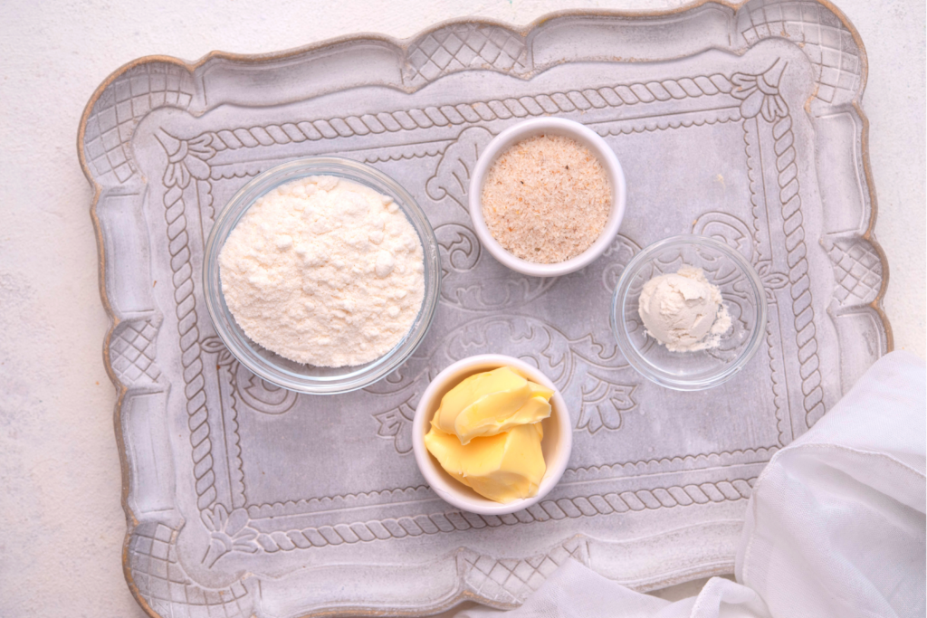 gluten free, sugar free, keto tortilla ingredients