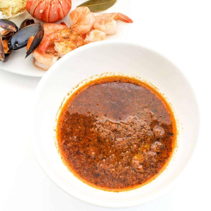 Seafood Boil Sauce