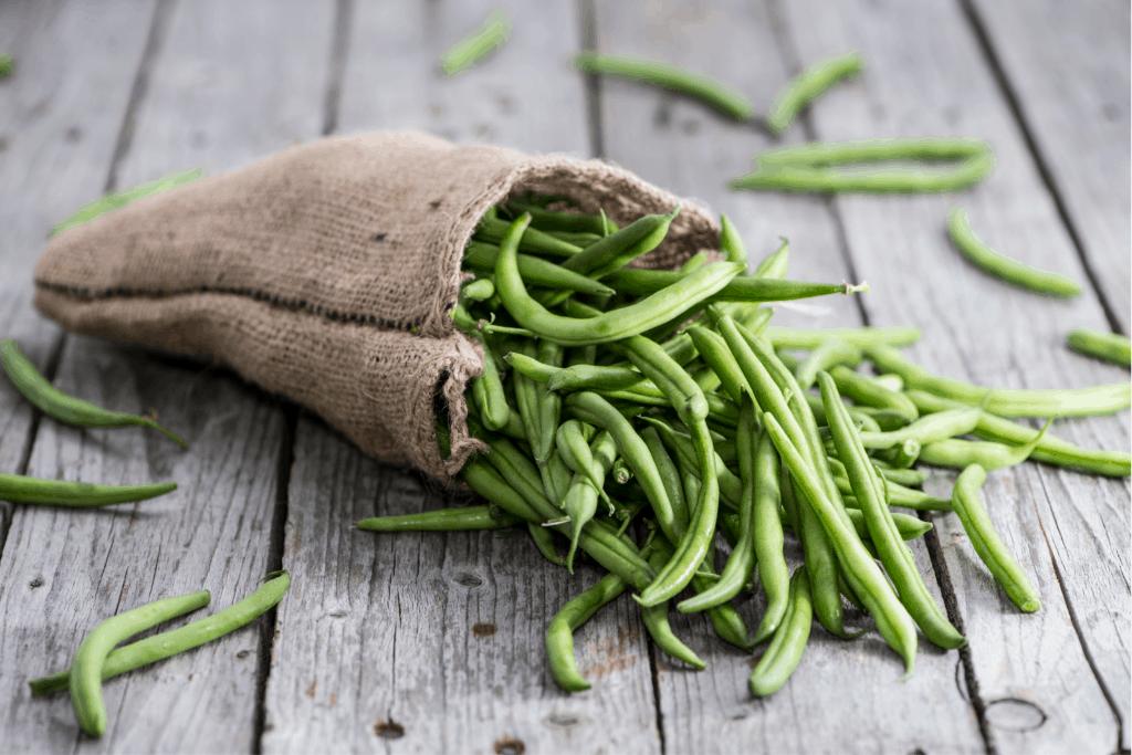 green beans on keto