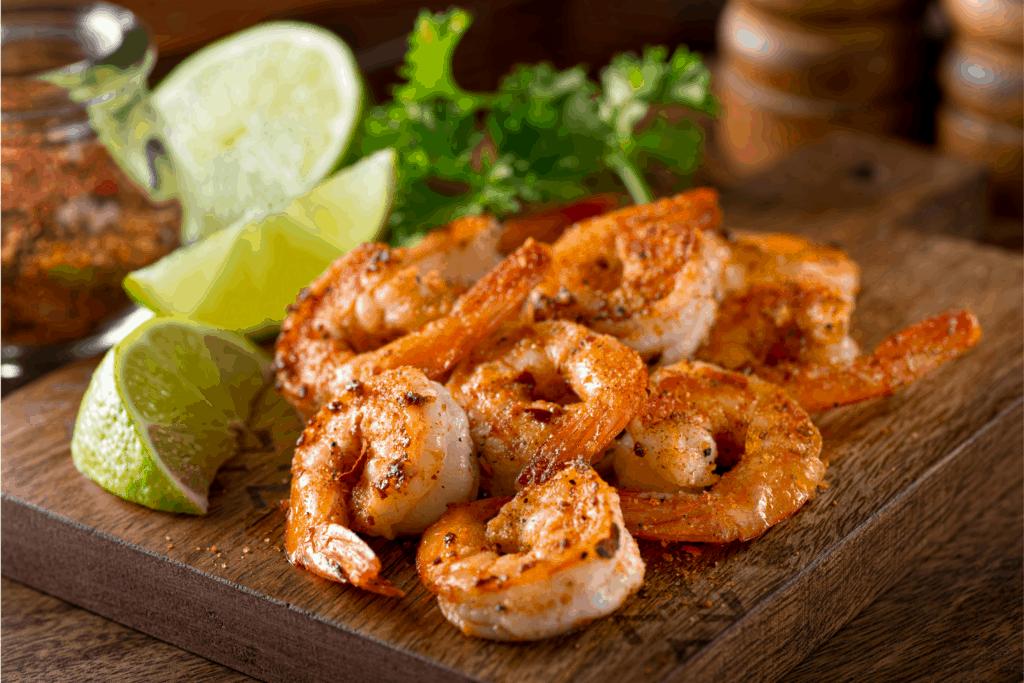 shrimp on keto