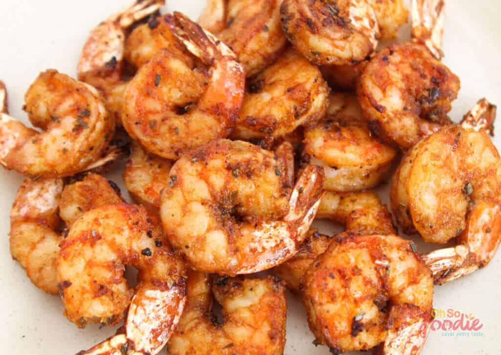 air fryer shrimp recipe
