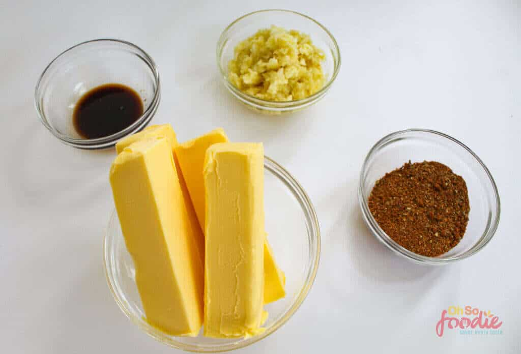ingredients for blove's sauce