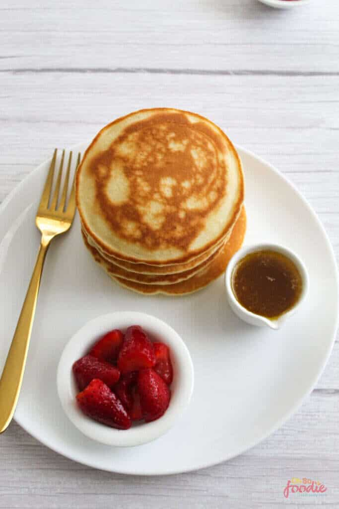 keto pancakes without almond flour