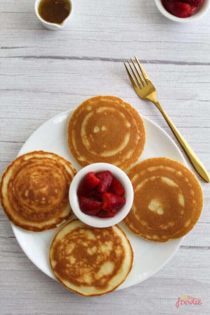 keto pancakes with no almond flour