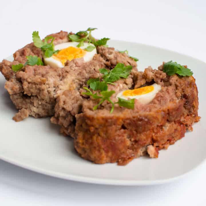 Instant Pot Keto Meatloaf